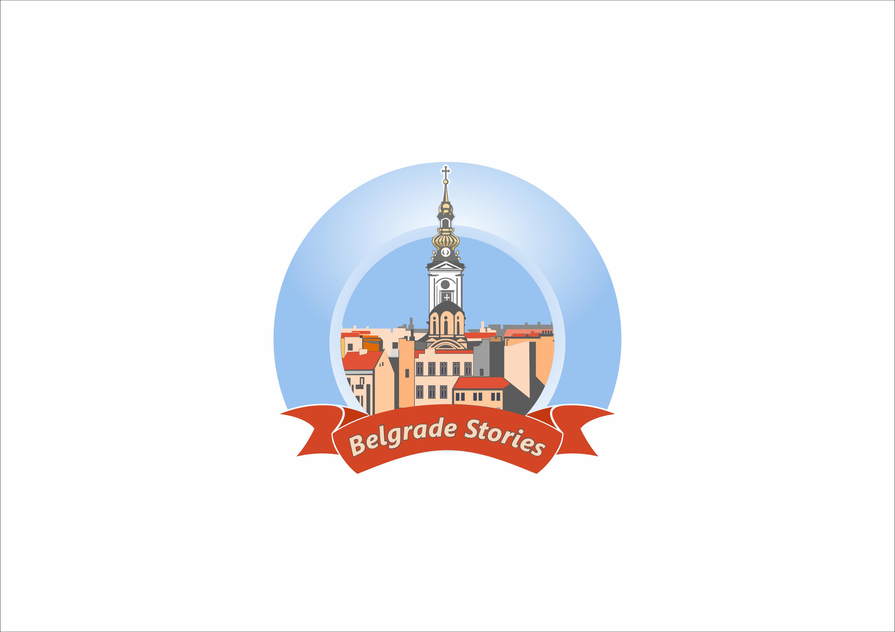Логотип для агентства городских туров в Белграде фото f_293589c5f26a693d.png