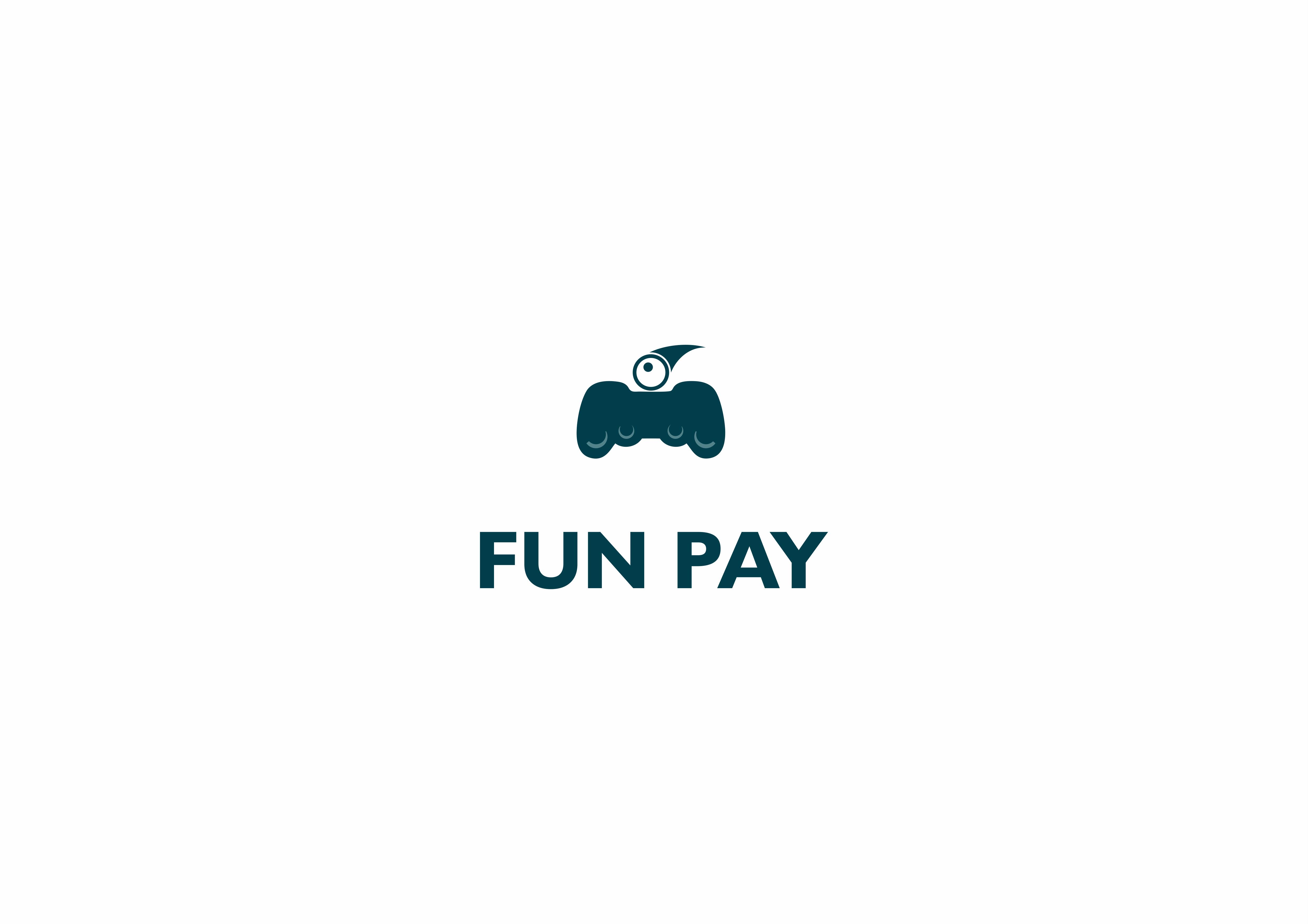 Логотип для FunPay.ru фото f_4275991f9ab9d5b3.png