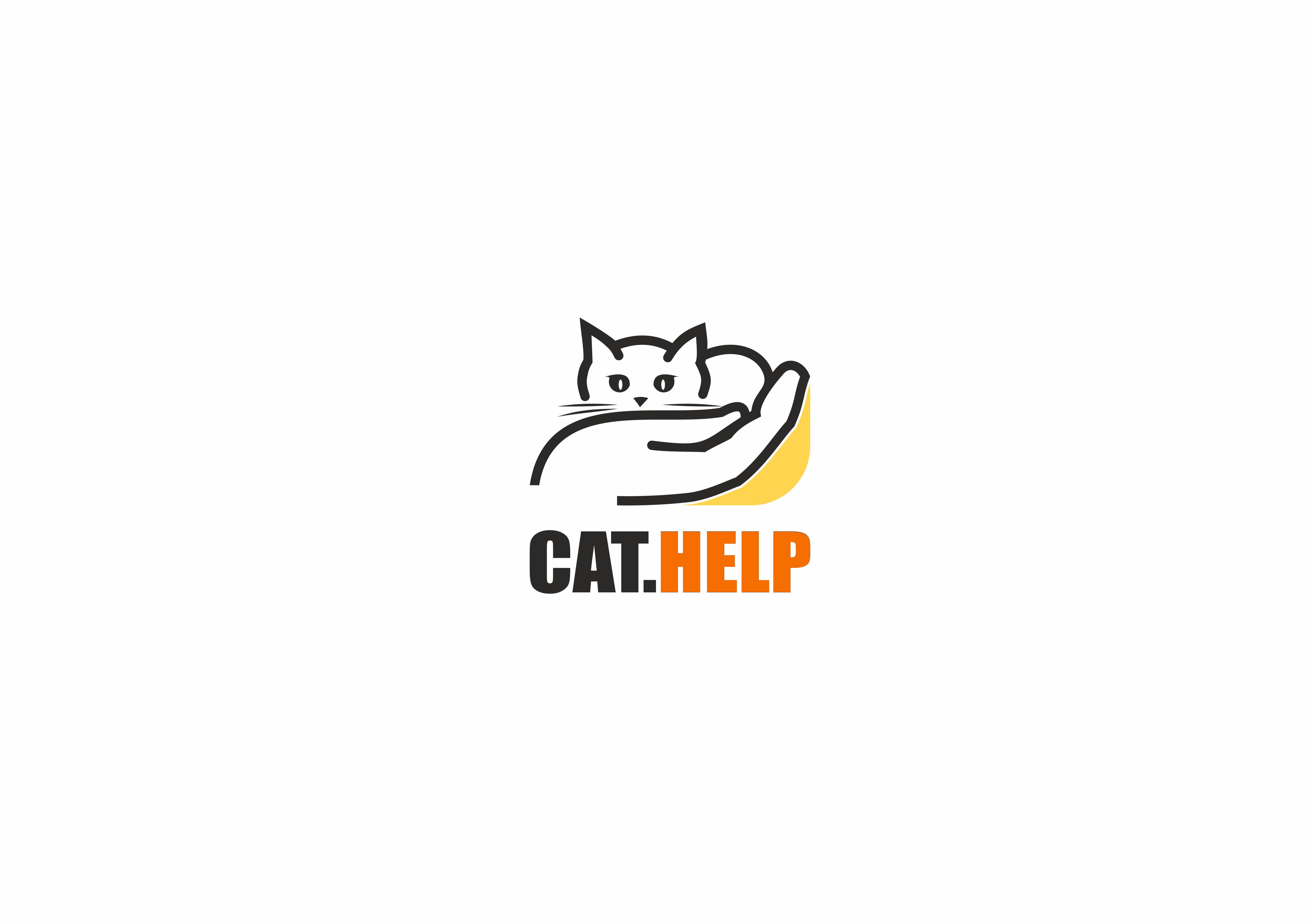 логотип для сайта и группы вк - cat.help фото f_98559db2147a5688.png