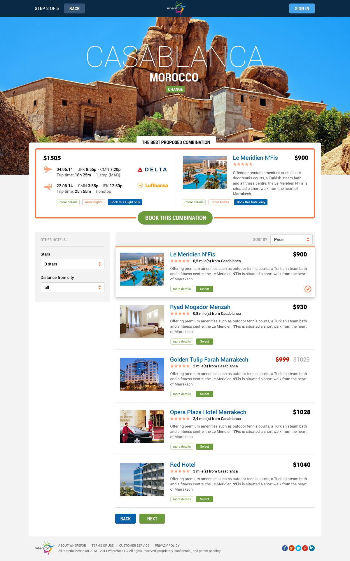 WhereFor -  поисковик авиабилетов и отелей