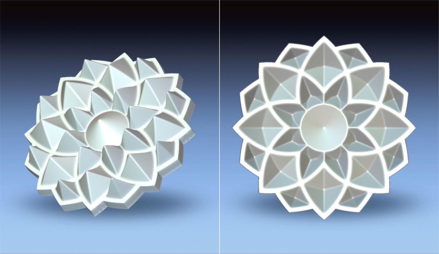 Сделать 3D модель массажного элемента формат STP/UG фото f_0855d2c2b1a2a29a.jpg
