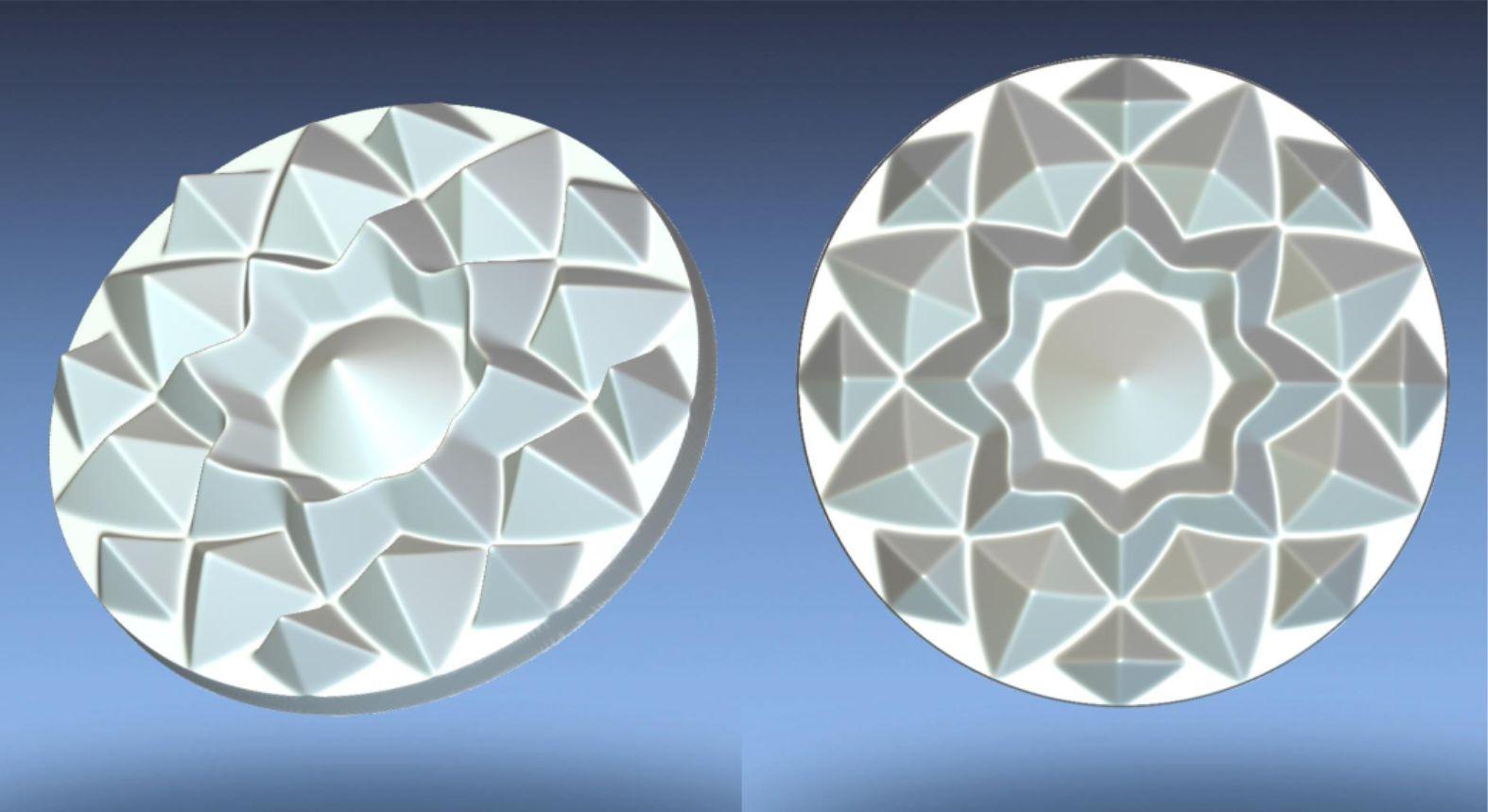 Сделать 3D модель массажного элемента формат STP/UG фото f_3355d2c4fdb7d154.jpg