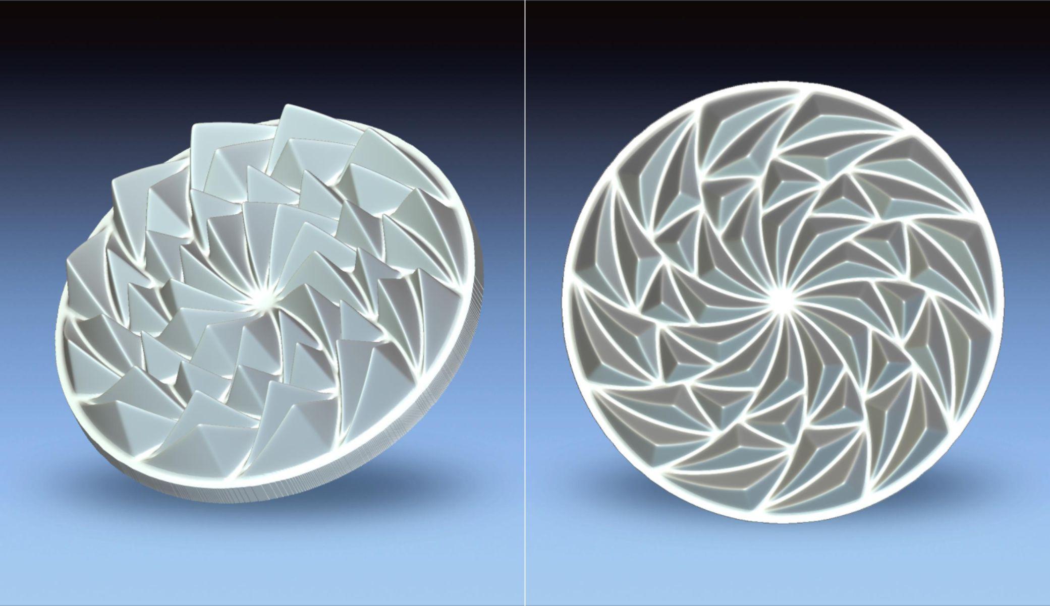 Сделать 3D модель массажного элемента формат STP/UG фото f_4745d2b4f7c40965.jpg