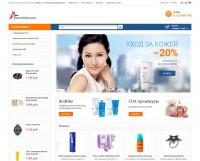 Сайт на продажу - Интернет-магазин украшений и аксессуаров «Калейдоскоп»