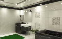 Дизайн , визуализация , ванной