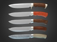 Моделирование визуализация ножики