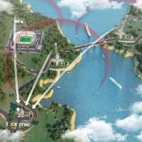 визуализация и моделирование локации