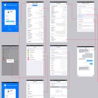 Мобильный инженер - приложение iOS