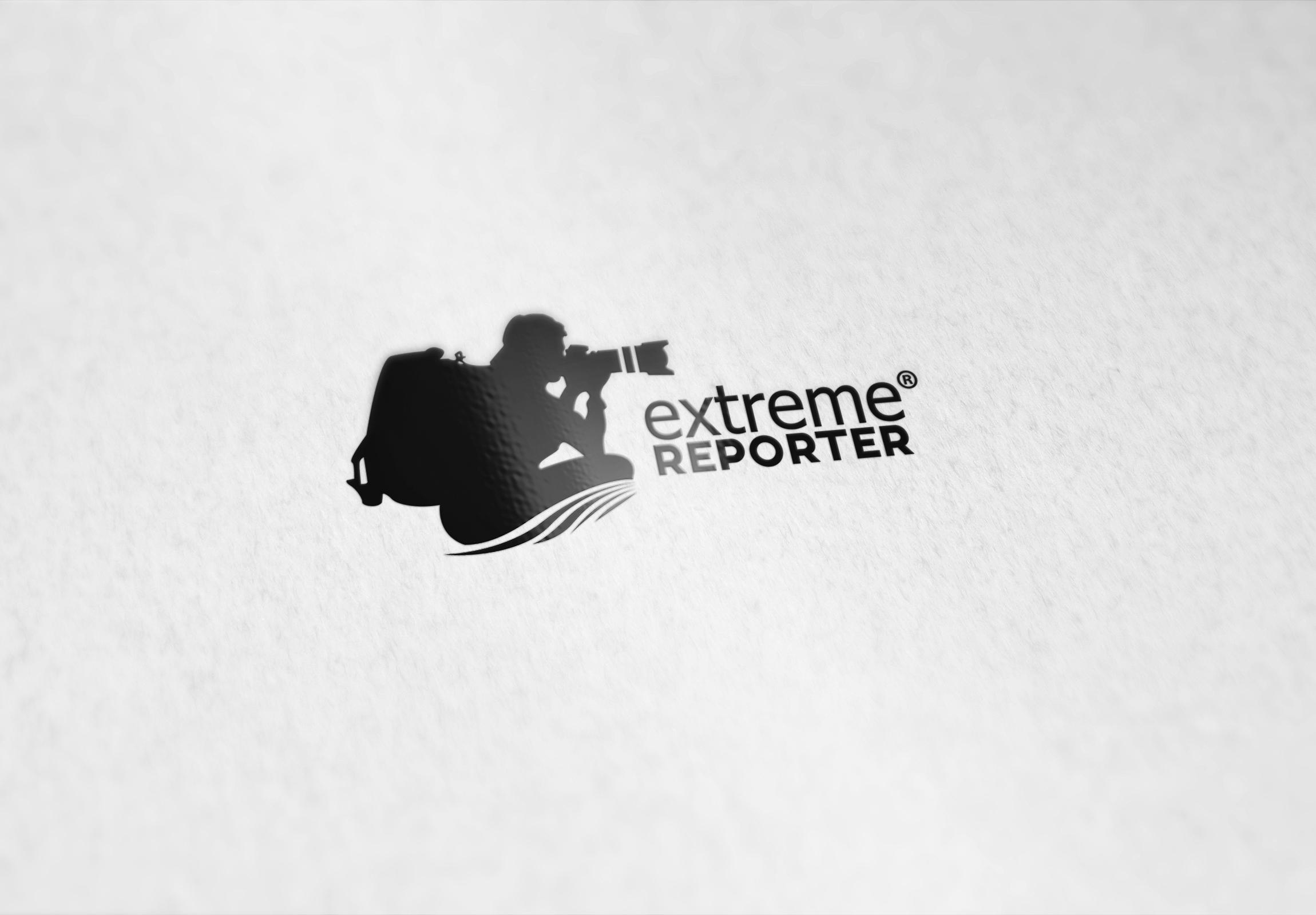 Логотип для экстрим фотографа.  фото f_1905a53a8c2c9a1e.jpg