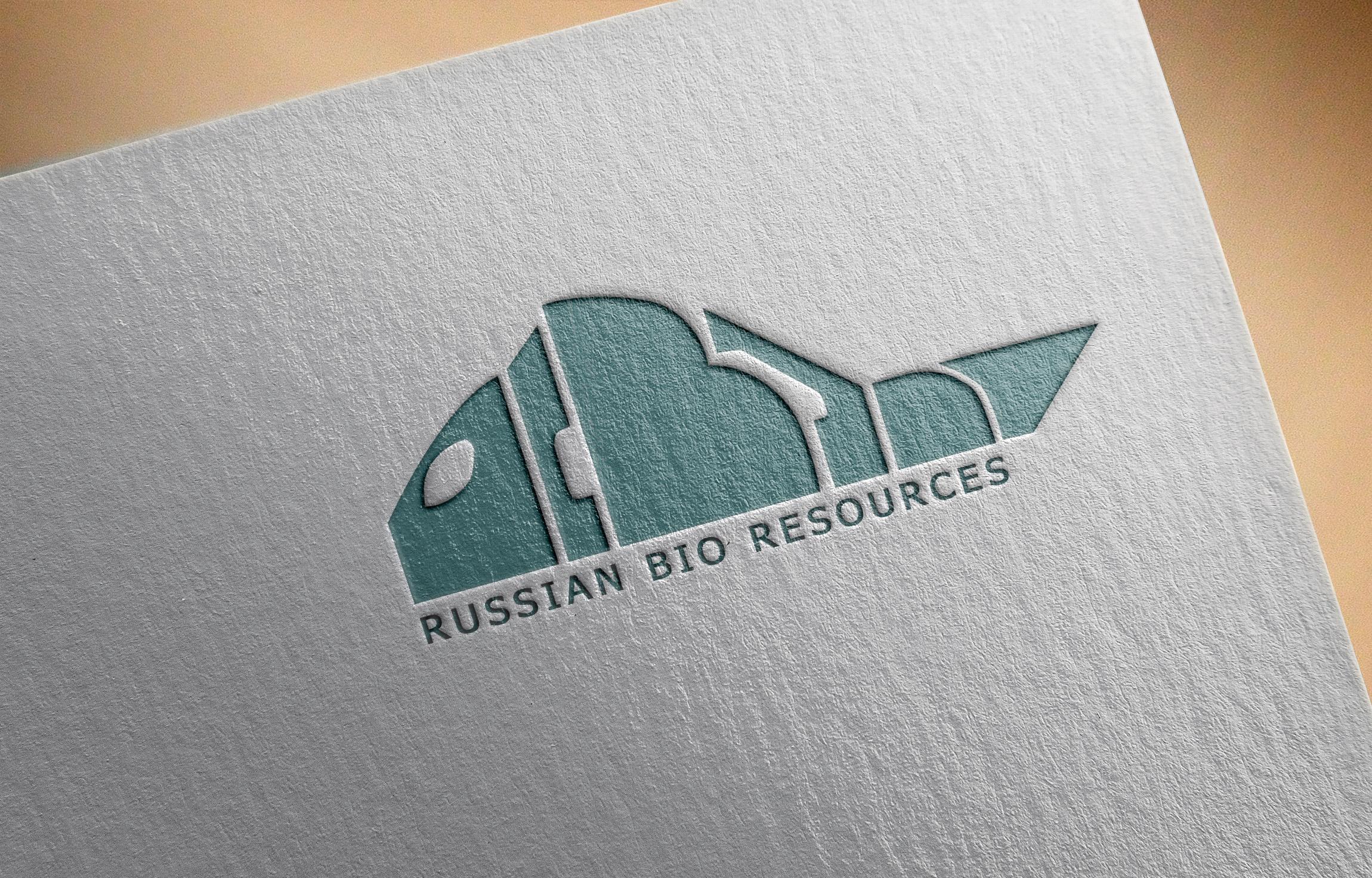Разработка логотипа для компании «Русские Био Ресурсы» фото f_86358f81febdaf92.jpg