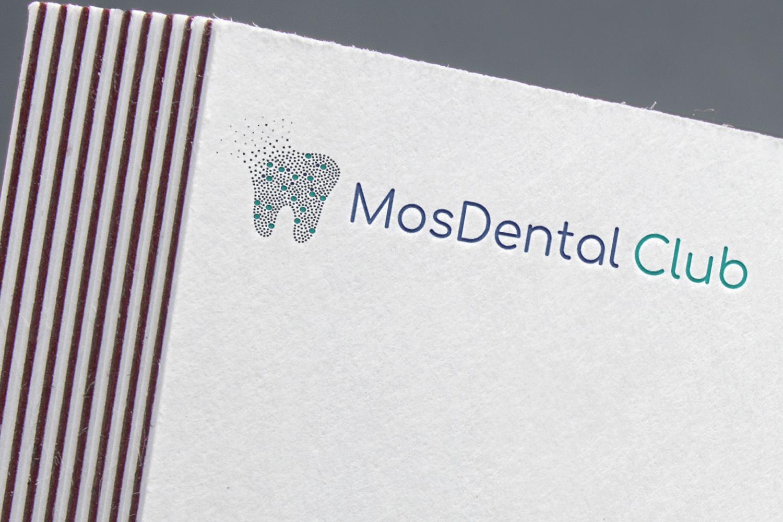 Разработка логотипа стоматологического медицинского центра фото f_2605e494af79634c.jpg