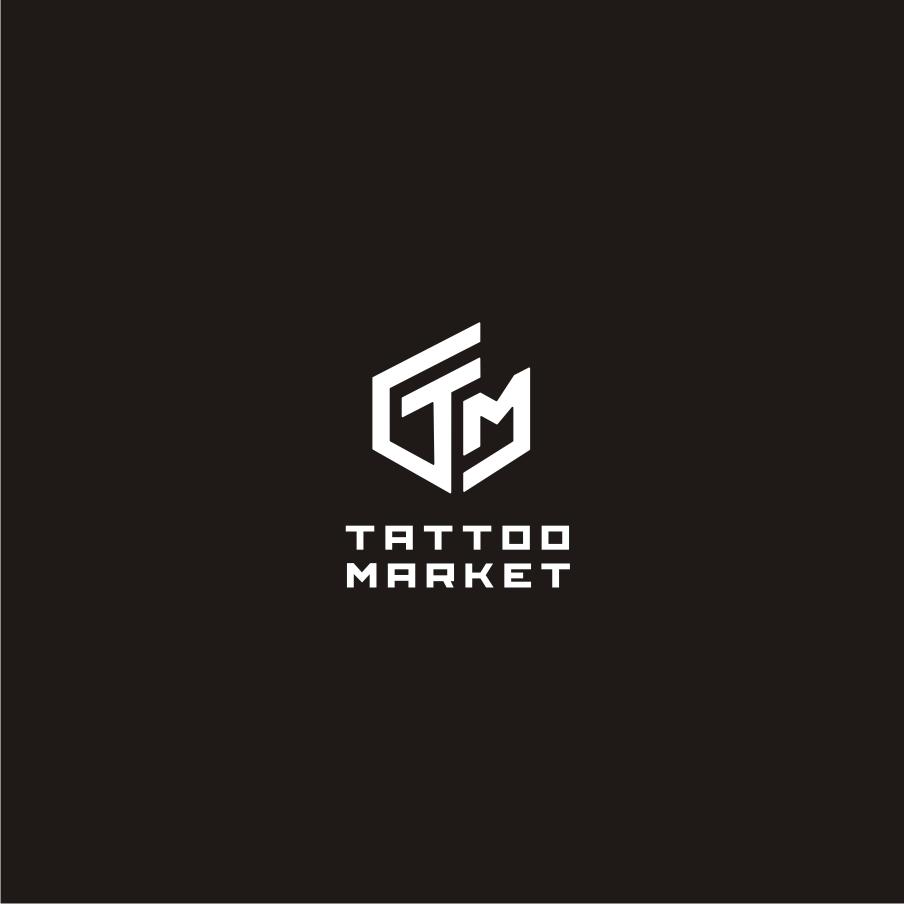 Редизайн логотипа магазина тату оборудования TattooMarket.ru фото f_9465c3f40e765964.jpg