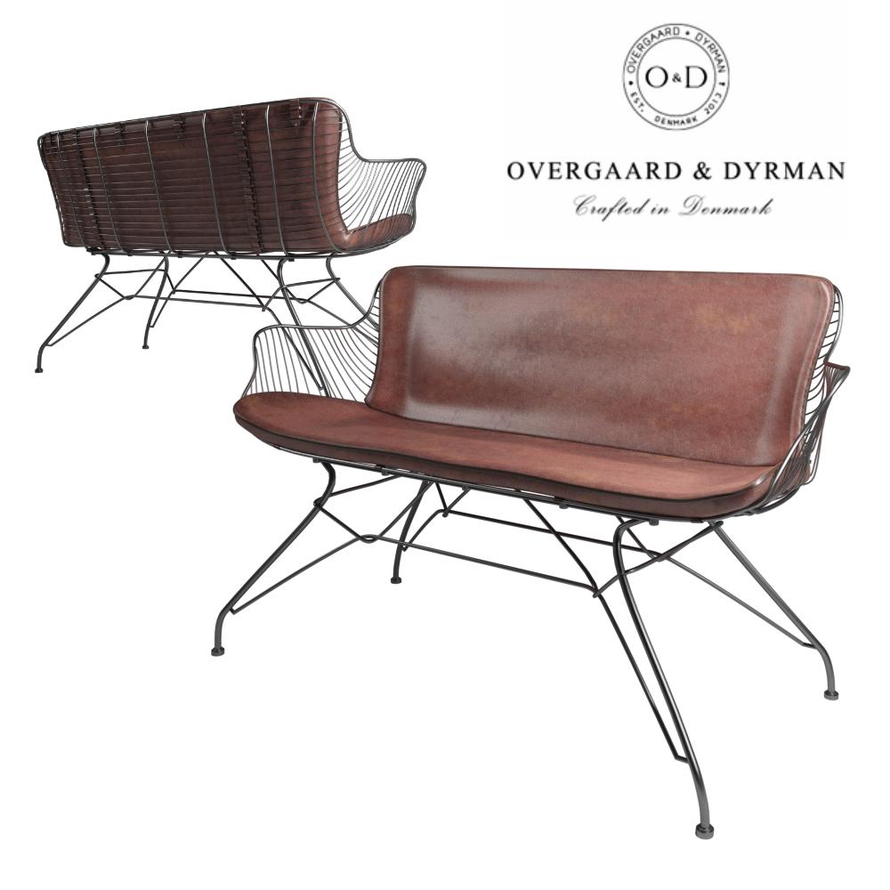 Overgaard & Dyrman sofa