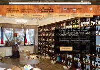 """Создание сайта """"под ключ"""" Бутик вин """"BOUTIQUE DE VIN"""""""
