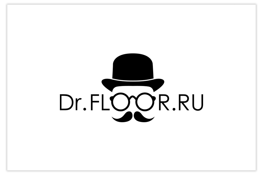 Логотип для Dr. Floor
