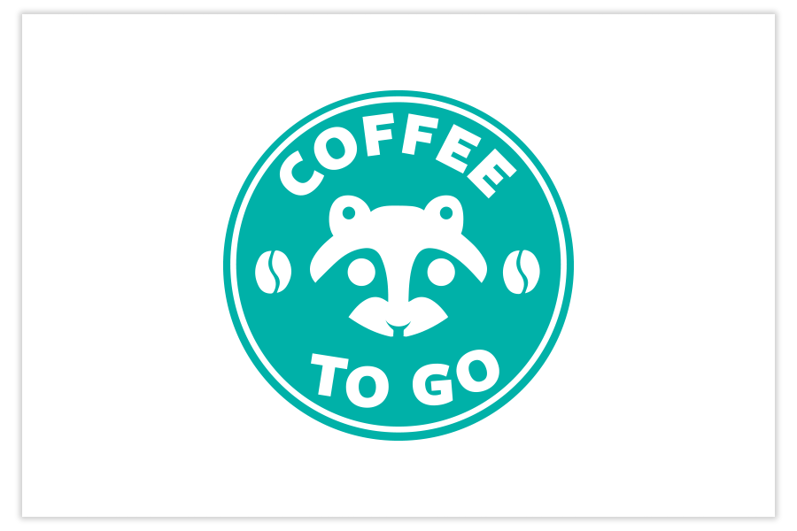 Логотип и айдентика для кофейни Coffe To GO