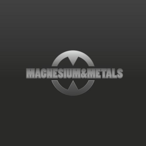 Логотип для проекта Magnesium&Metals фото f_4e7b43117342d.jpg