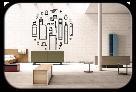 Виниловые обои / Дизайн комнаты