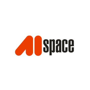 Разработать логотип и фирменный стиль для компании AiSpace фото f_73951ae48adee442.jpg