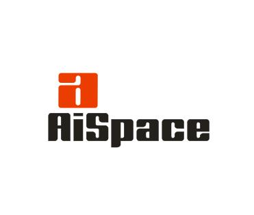 Разработать логотип и фирменный стиль для компании AiSpace фото f_81851ae48b60abc9.jpg