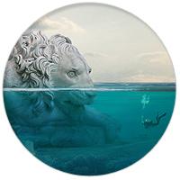 sea lion: коллаж, фоторетушь