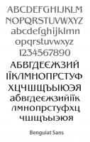 Benquiat Sans
