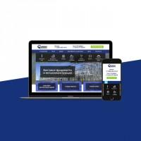 Разработка сайта-IRON (завод фундаментов)
