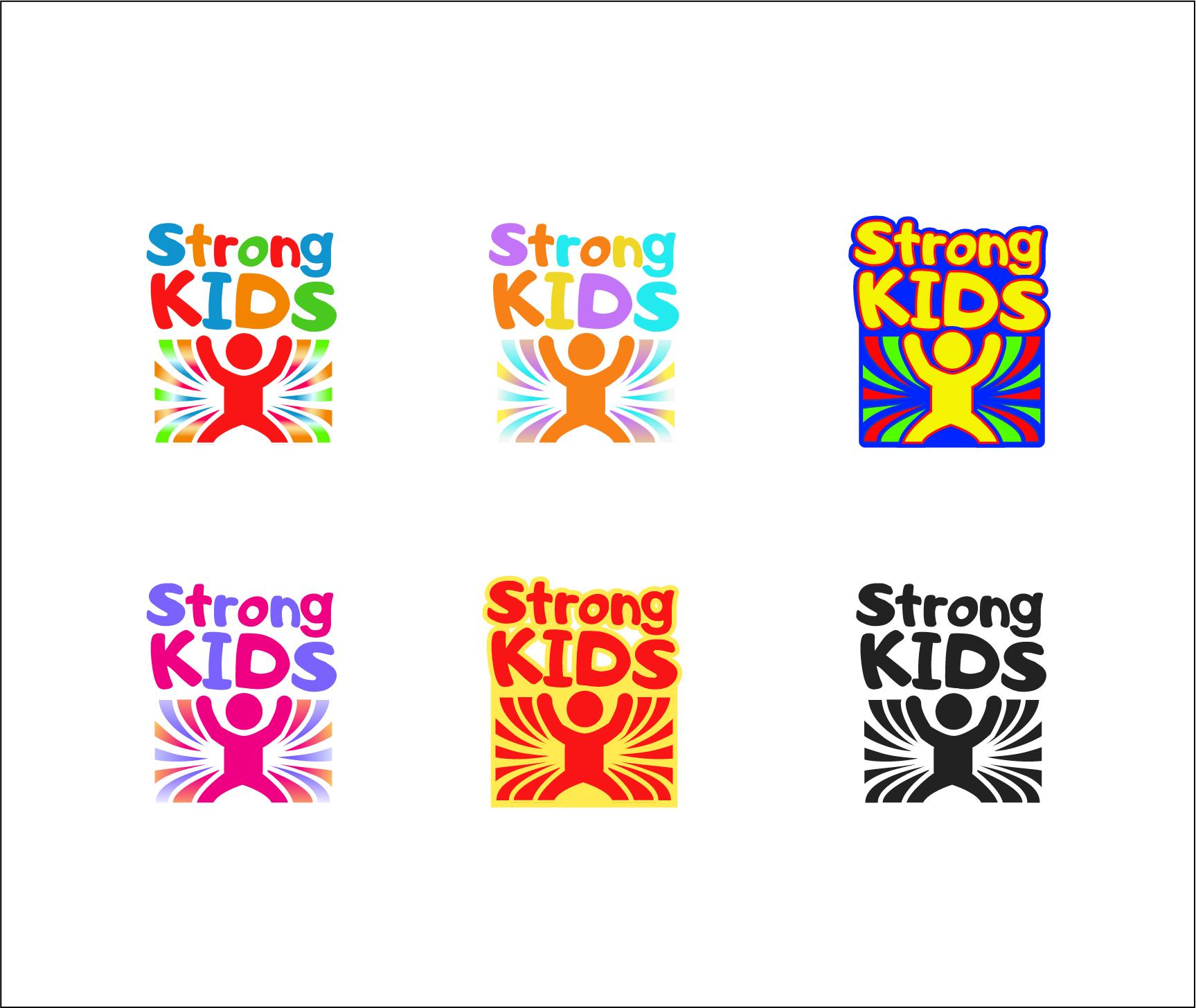 Логотип для Детского Интернет Магазина StrongKids фото f_0235c770420af585.jpg