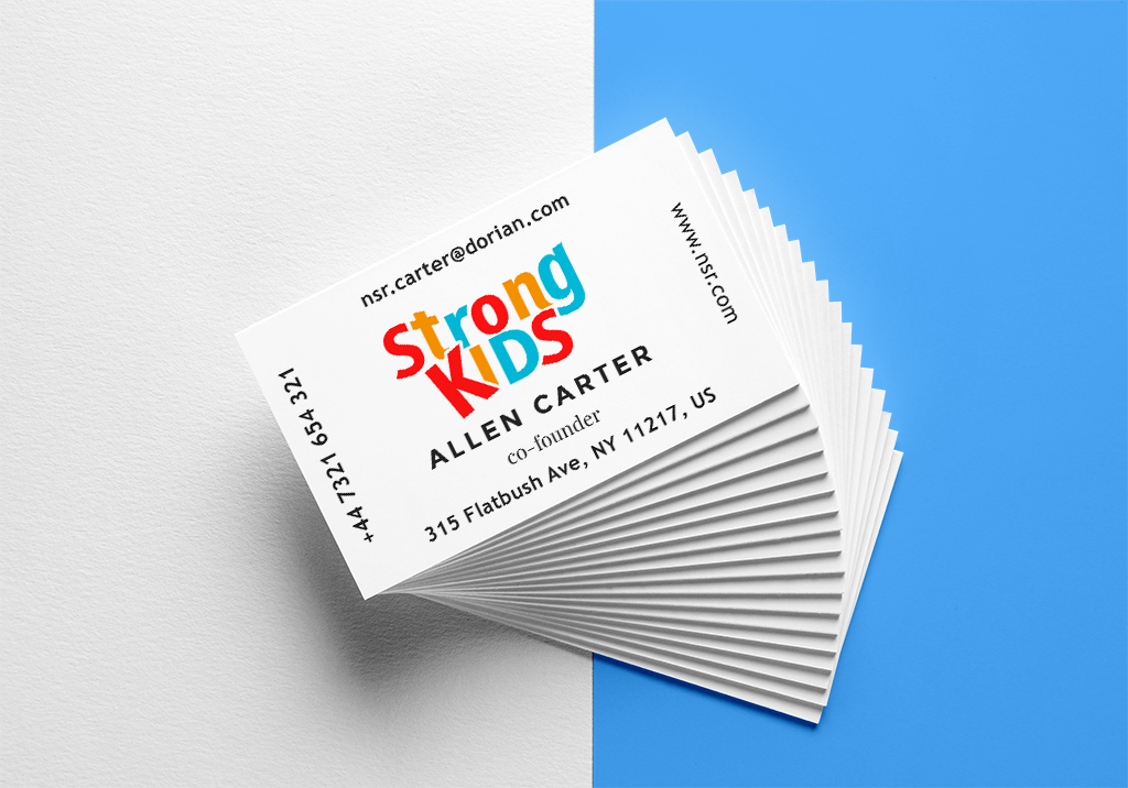 Логотип для Детского Интернет Магазина StrongKids фото f_6575c7710512fa2b.jpg
