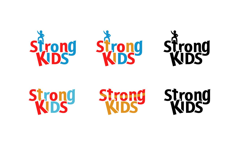 Логотип для Детского Интернет Магазина StrongKids фото f_8075c770df40cc88.jpg