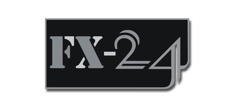 Разработка логотипа компании FX-24 фото f_4345454e5797c381.jpg