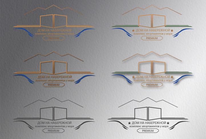 РАЗРАБОТКА логотипа для ЖИЛОГО КОМПЛЕКСА премиум В АНАПЕ.  фото f_9445ded201f8cc3a.jpg