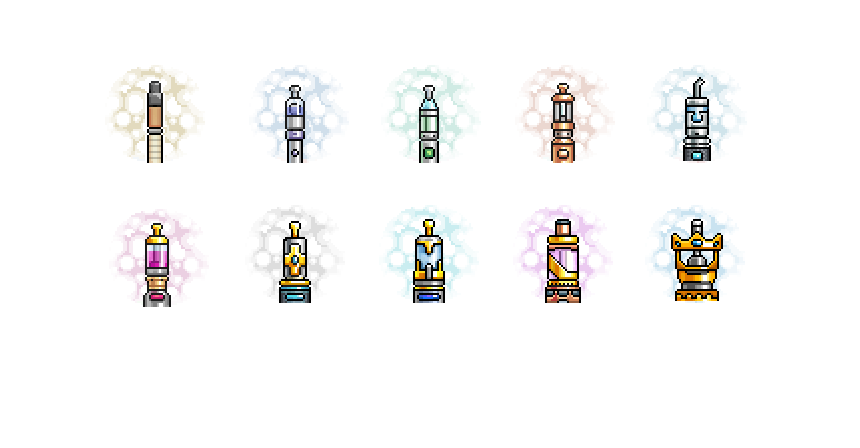 icons for vapeshop