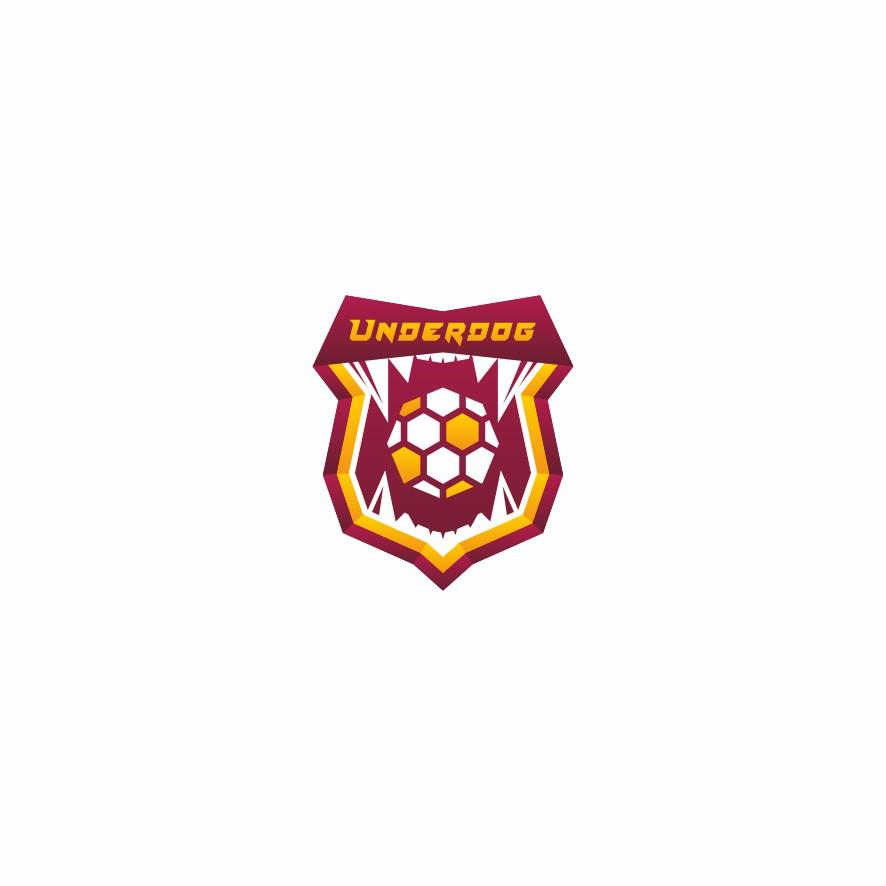 Футбольный клуб UNDERDOG - разработать фирстиль и бренд-бук фото f_1105cb2e832cb94a.jpg