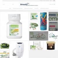 Интернет магазин Amody.de