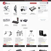 DDMart.ru - музыкальные инструменты и оборудование