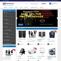 Интернет-магазин аудио, видео и световой аппаратуры - АрендамаркетРФ