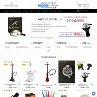 Интернет-магазин кальянов InstaSmokeRu