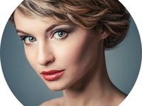 Журнальная ретушь (обработка) портрета