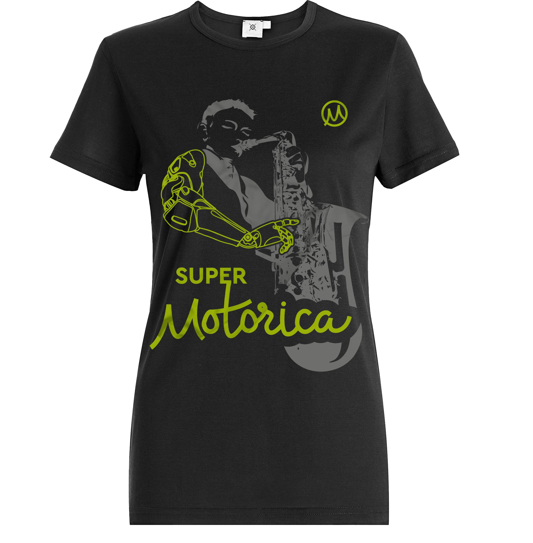 Нарисовать принты на футболки для компании Моторика фото f_89760a583bfe49a0.jpg