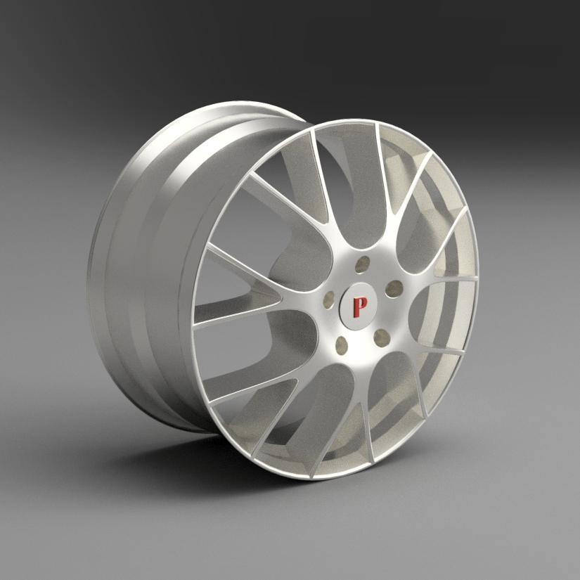 Дизайн дисков 22 дюйма на 570 LEXUS 2019 фото f_0275cfe0236c06f4.png