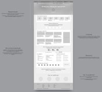 Прототип портала по поиску работы