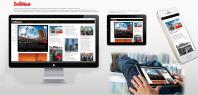 Адаптивный дизайн для онлайн СМИ