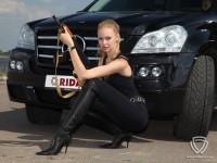 Бронированные автомобили РИДА