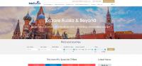 """Туристический сайт """"IntoRussia"""""""