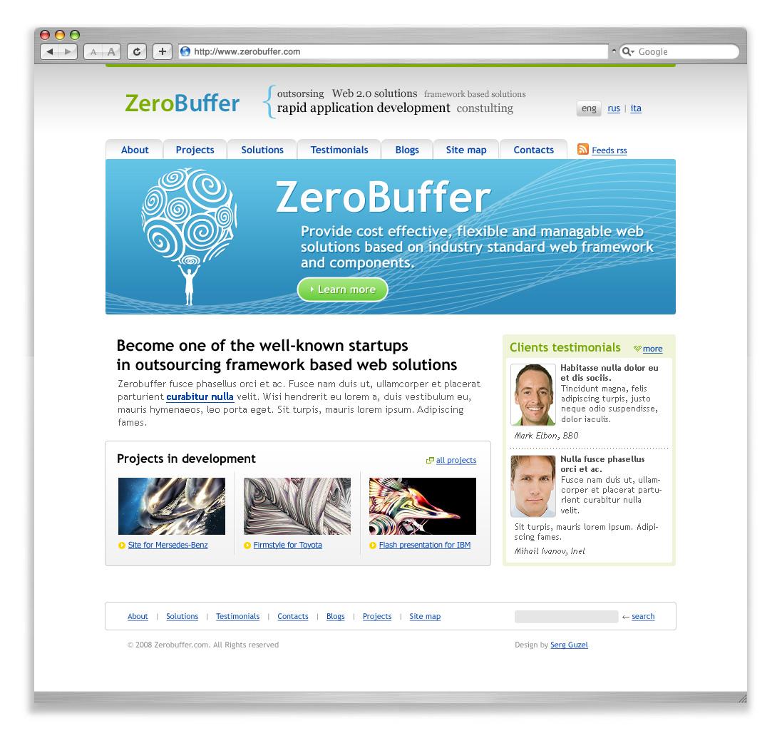 ZeroBuffer