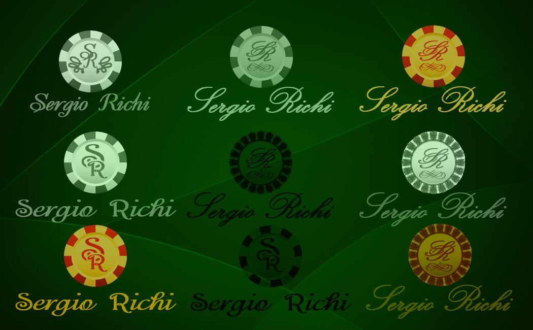 Логотип онлайн казино.