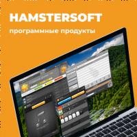 Разработка 10 готовых продуктов для компании HamsterSoft