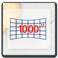1000 дюймов - система управления видеостенами