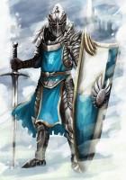Рыцарь для карт фентези